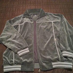 Vtg Sean John Velour jacket